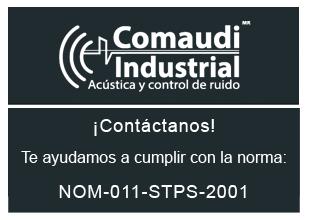 NOM-011-STPS-2001