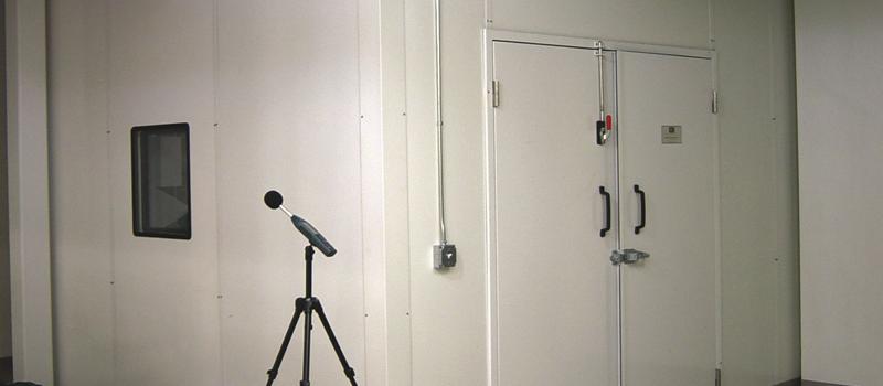 cabinas acústicas