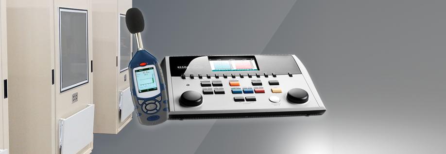 <p>Instrumentos de medición<br /> y Cabinas</p>