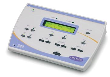 Audiómetro Amplivox Modelo 240