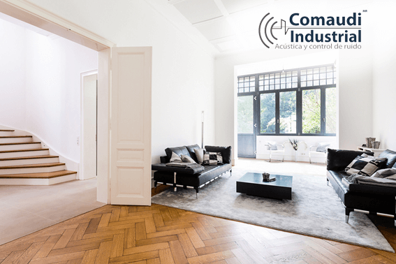 Tres consejos para insonorizar un espacio de su casa