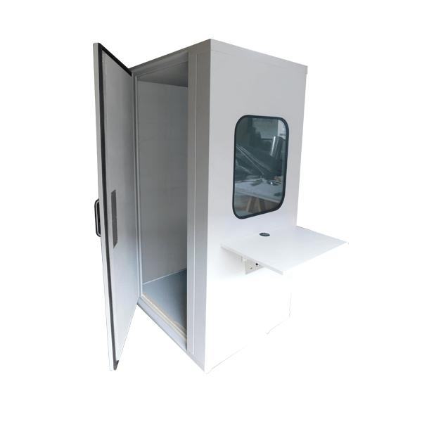 Cabina Audiométrica - Cabina Acústica | Comaudi Industrial
