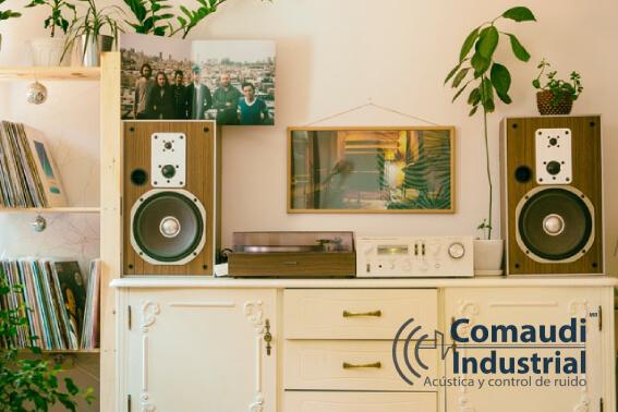 Mejorar acústica casa